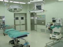 Чистые помещения в медицине